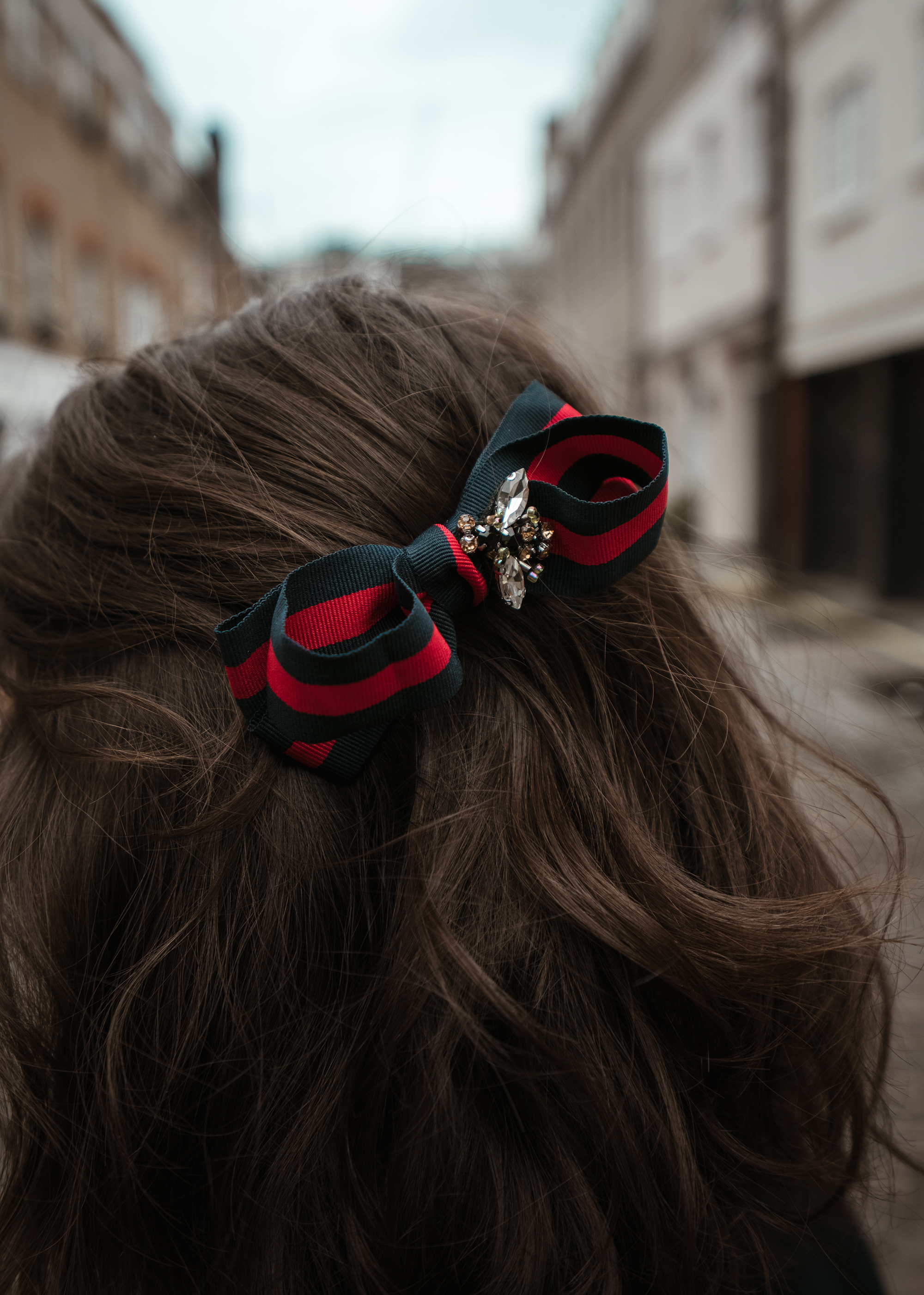 Anthropologie Bow Hair