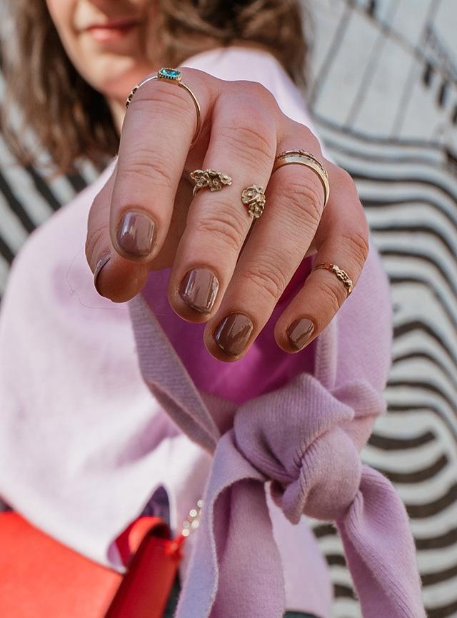 Sopro Jewellery Flower Ring