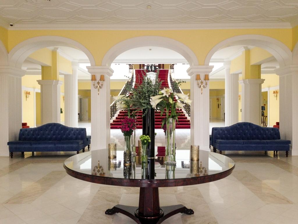 Yeatman Hotel Decoration