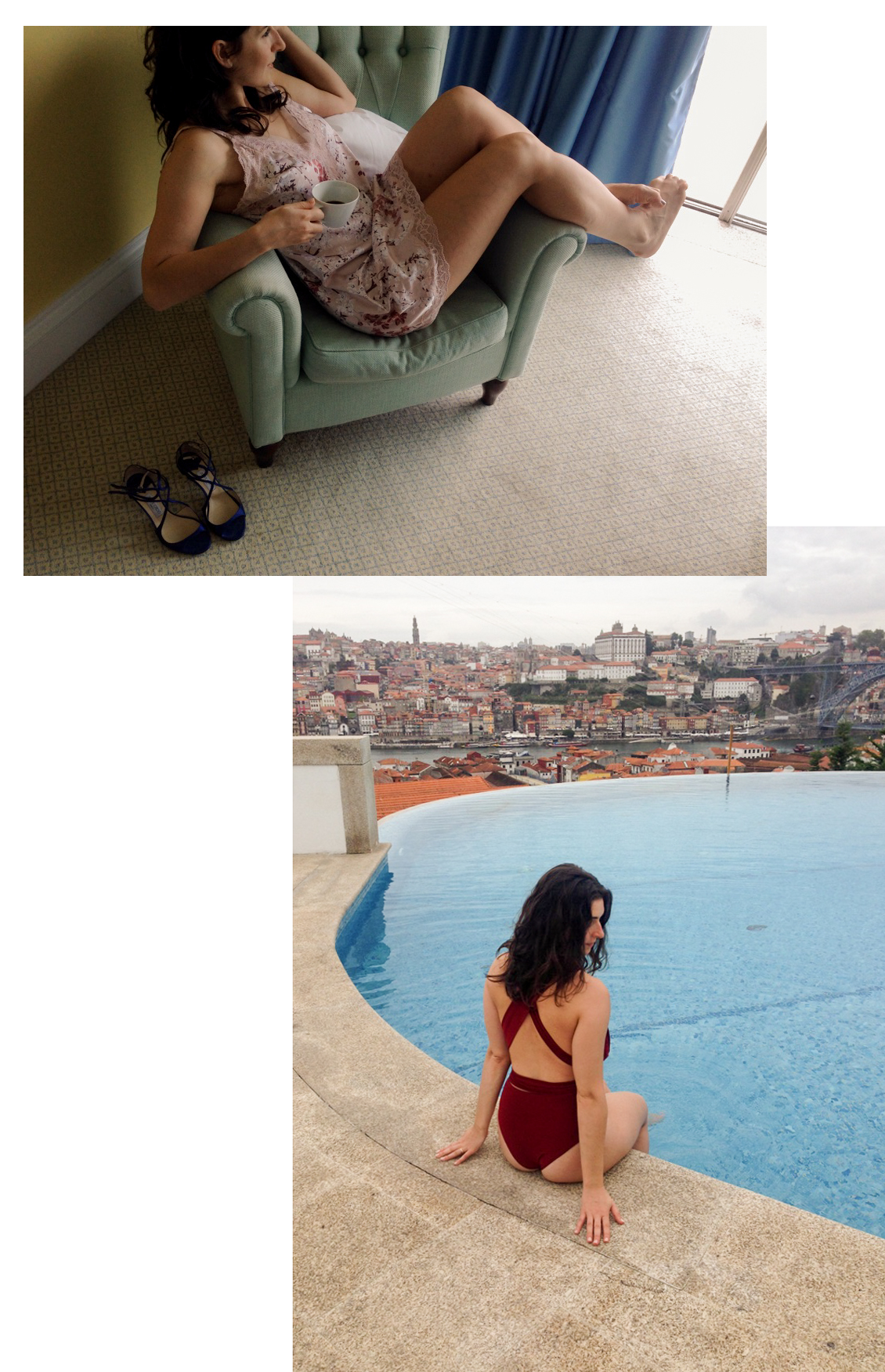 Yeatman Room and Exterior Pool