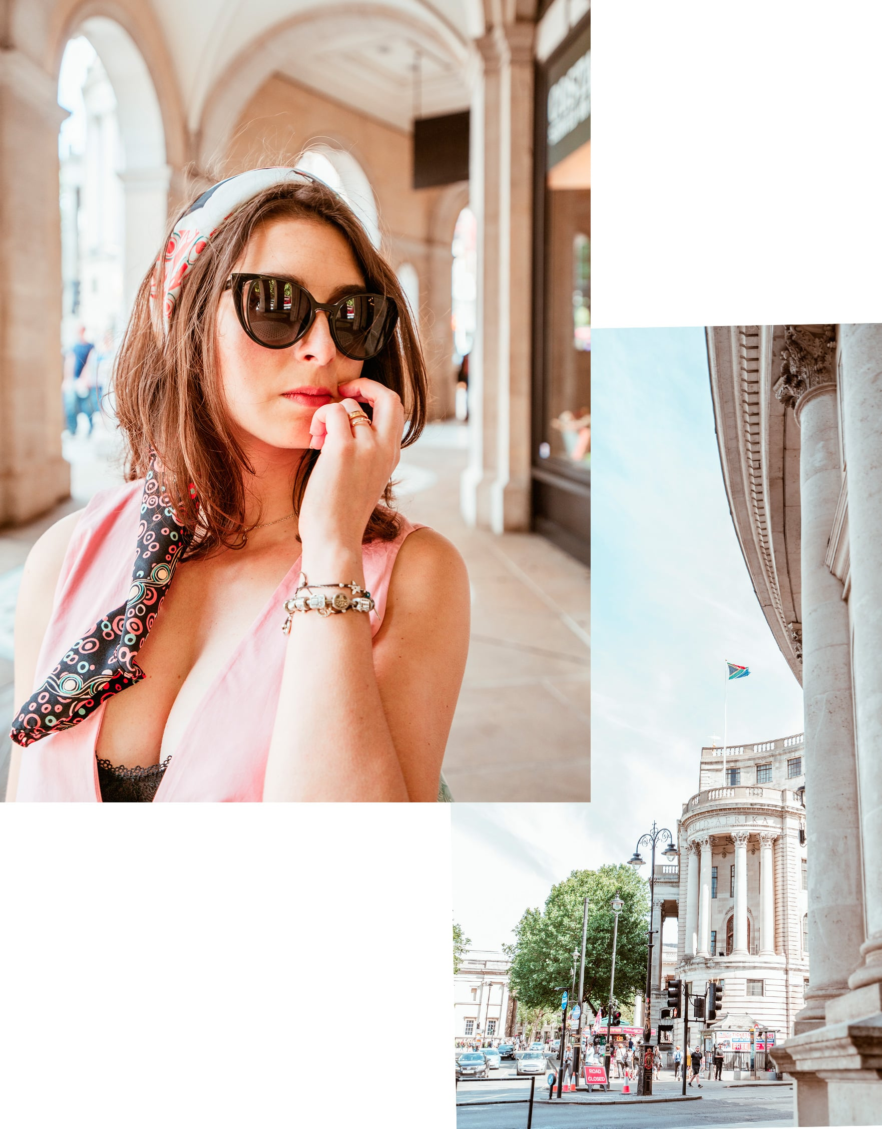 Marisa Oliveira from Arara Pintada wears an Italian Summer Look