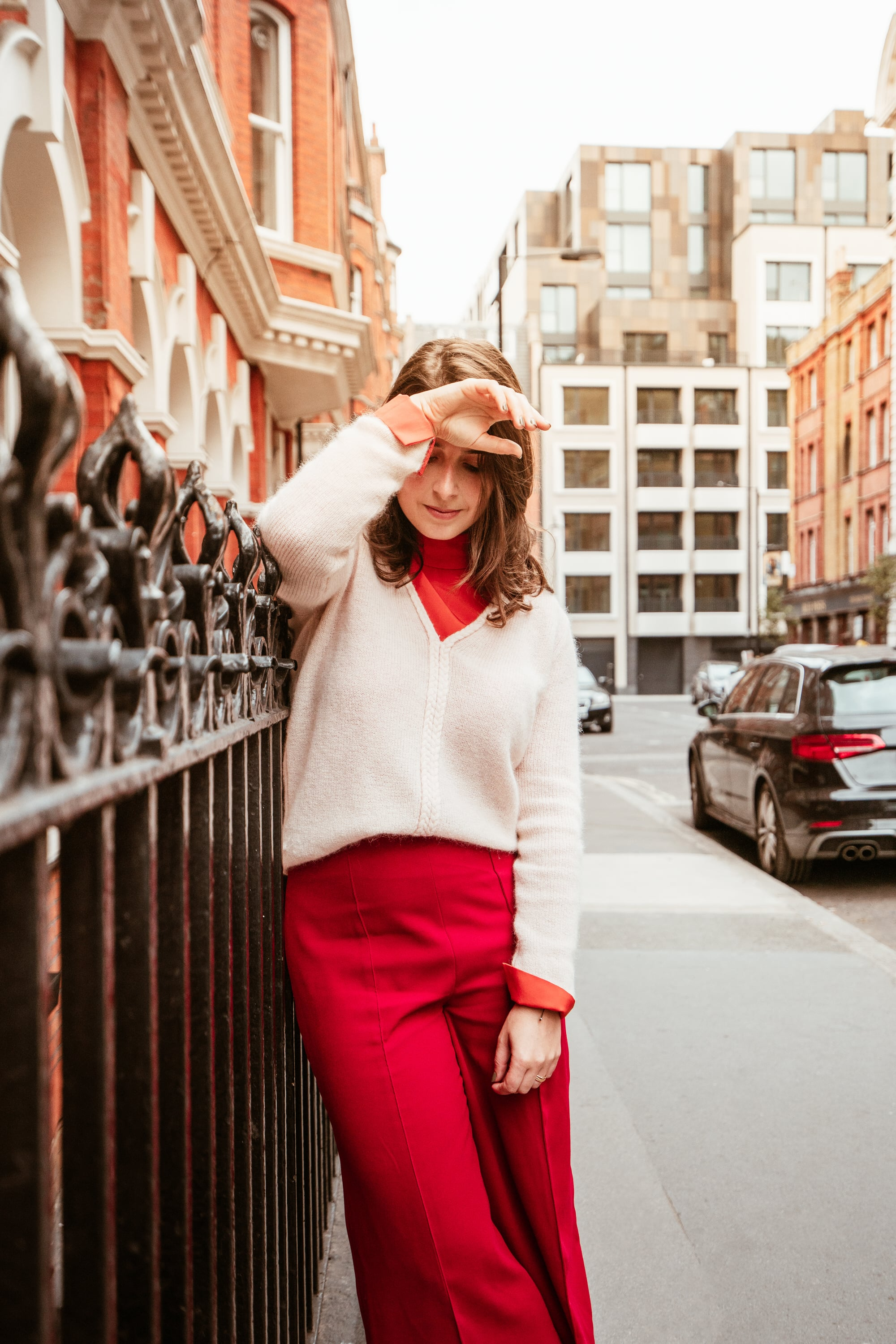 Arara Pintada shares three looks to inspire you to wear culottes during the winter