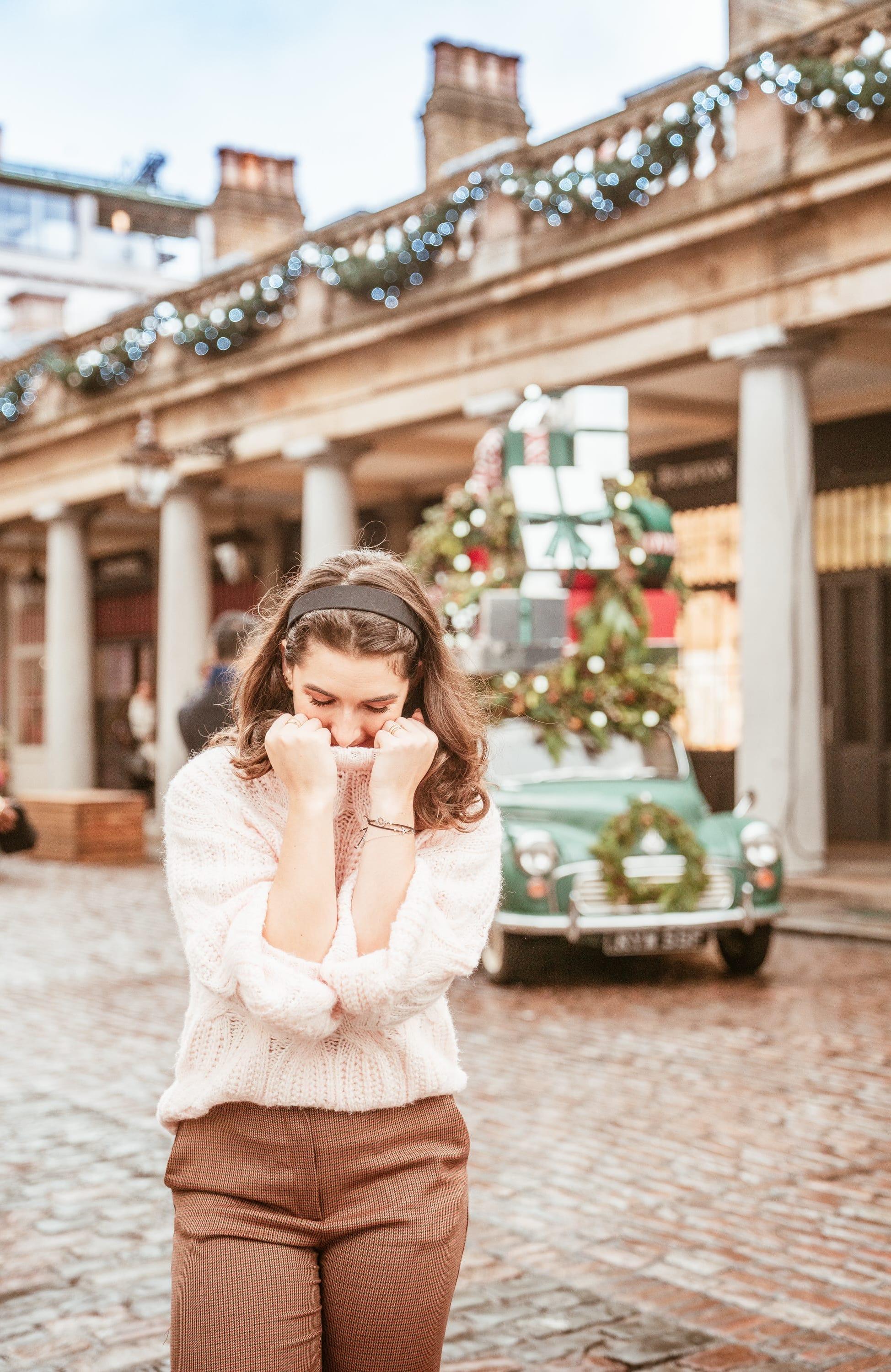 Arara Pintada shares her Guide for Christmas Season at Covent Garden
