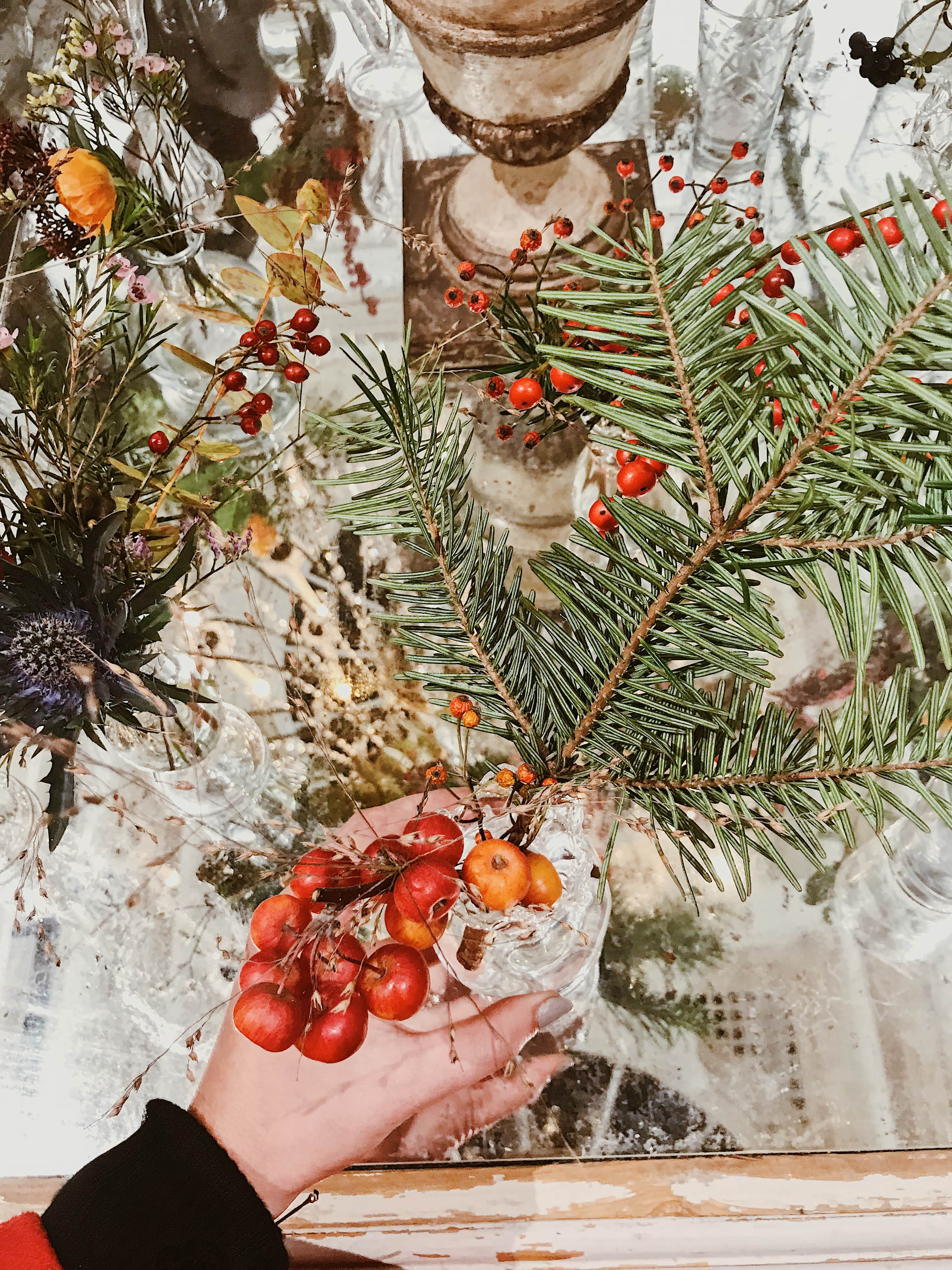 Petersham Nurseries Christmas Season at Covent Garden