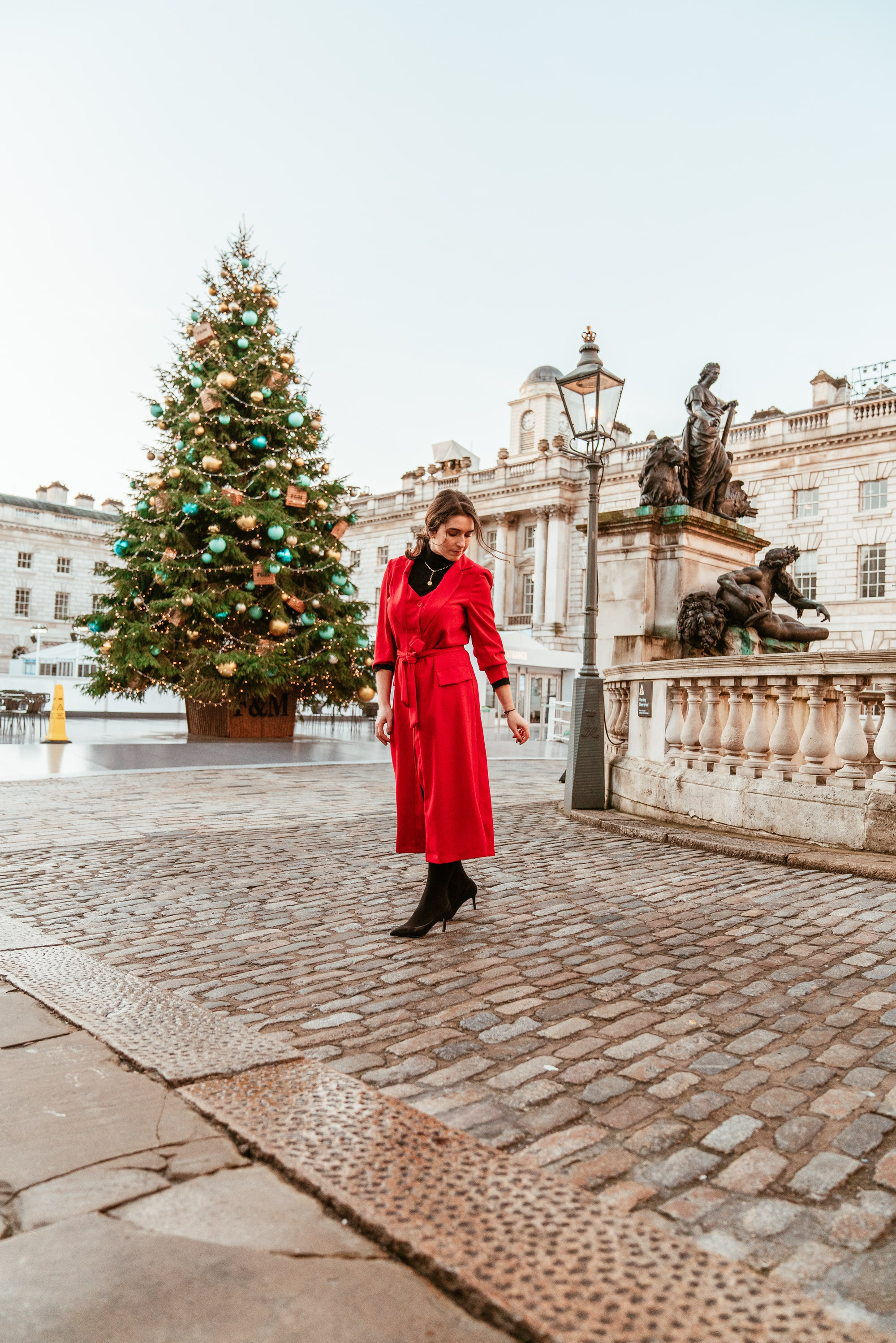 Our fist Christmas in London by Marisa Oliveira from Arara Pintada