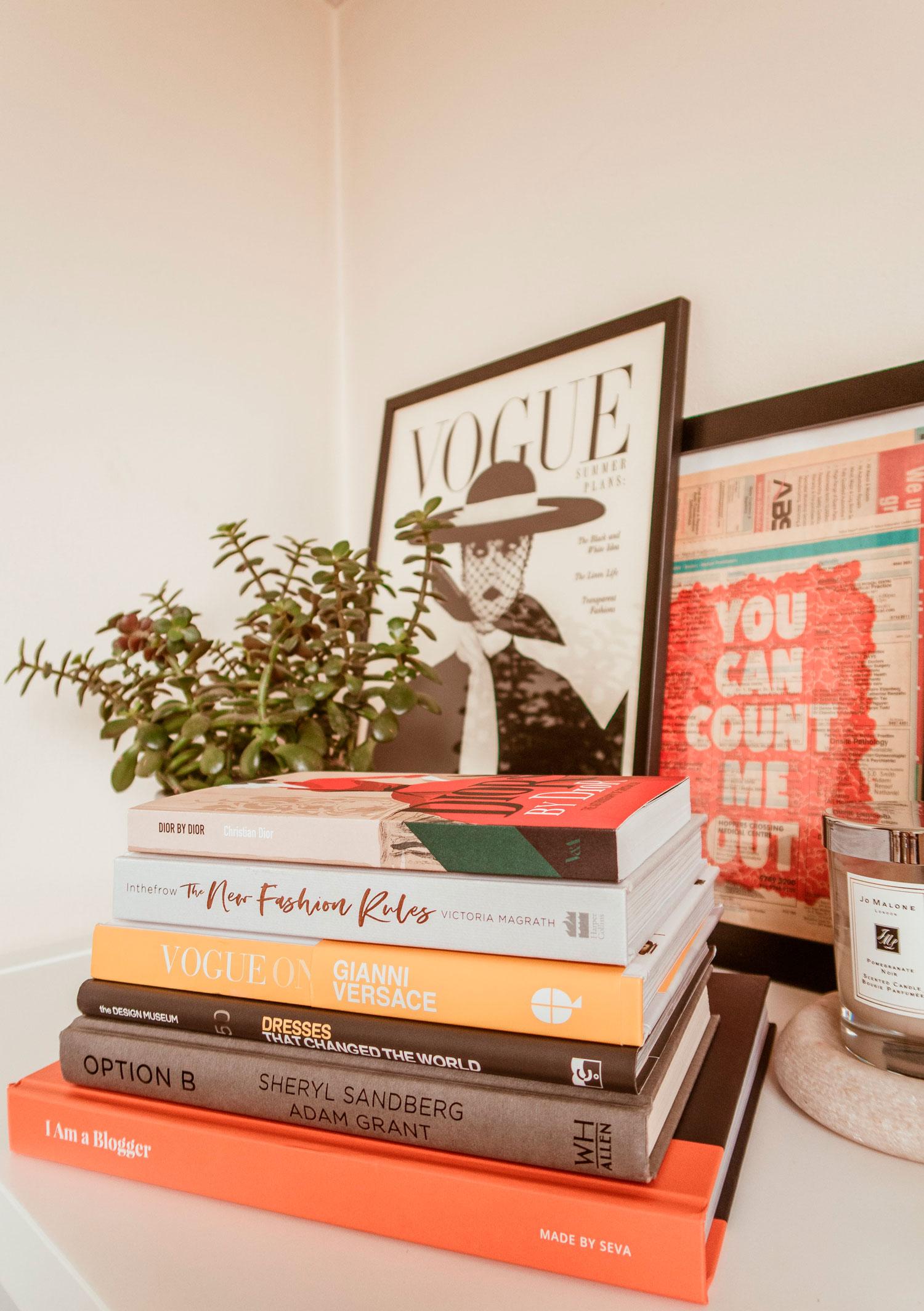 Marketing and Fashion books