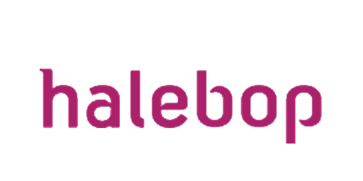 Halebop Logotyp
