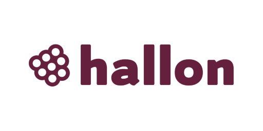 Hallon Logotyp