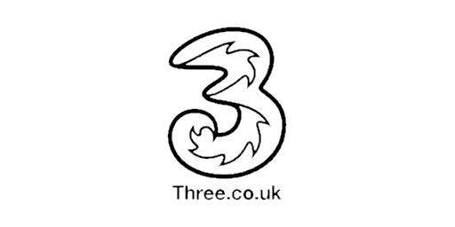 Three Logotyp