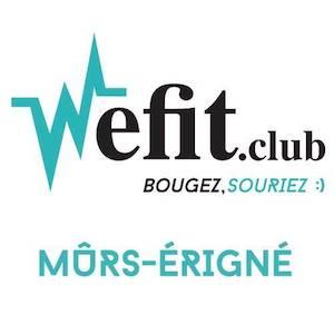 Icone App Wefit.Club Murs Erigné