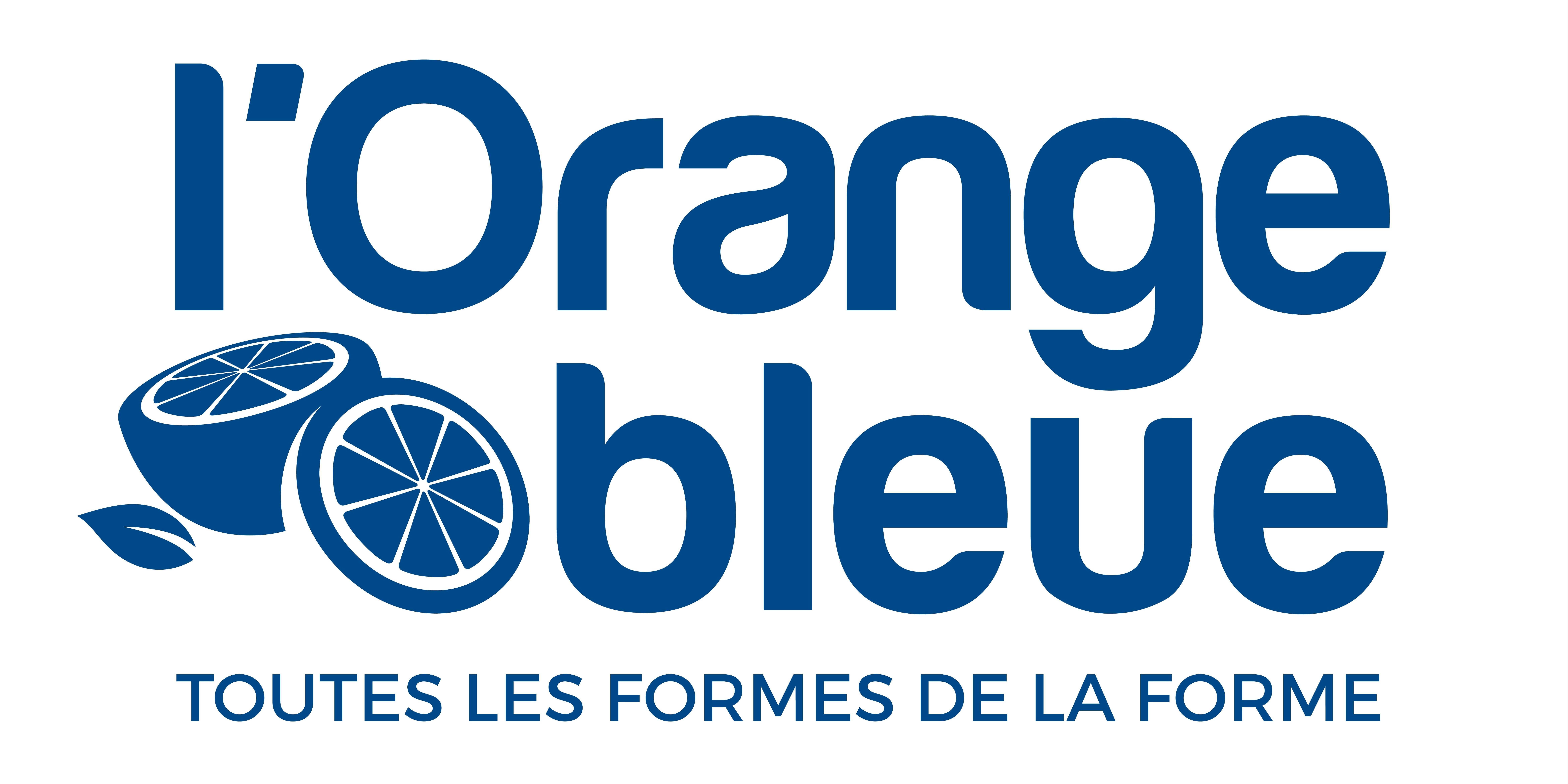 Icone App L'Orange Bleue Sotteville Les Rouen