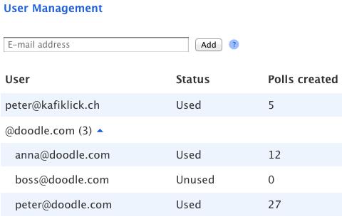 html umfrage erstellen