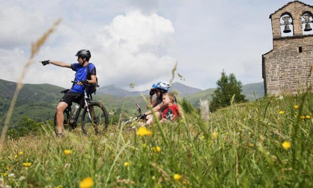 ciclisme Btt vall de boi