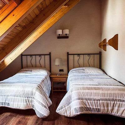5 Pax duplex room