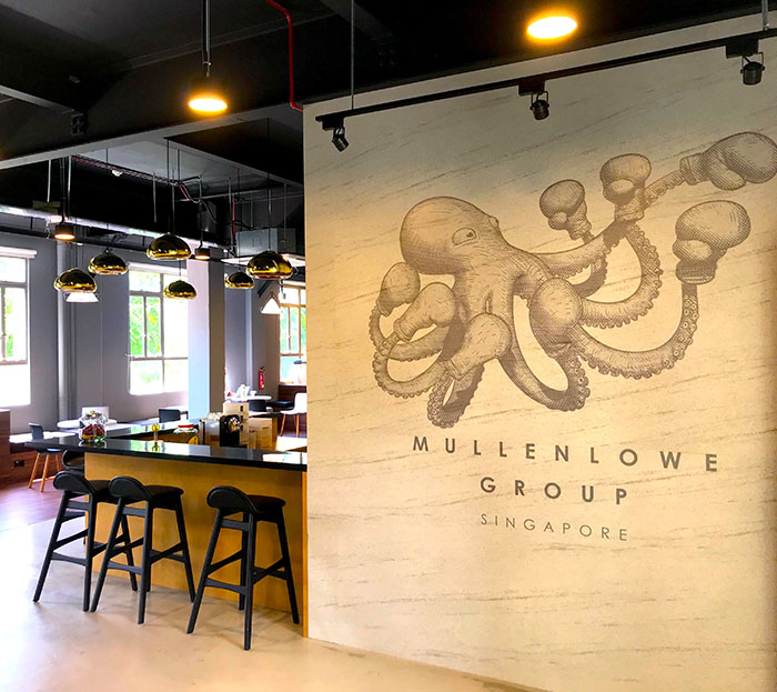 MullenLowe Singapore Agency cover photo