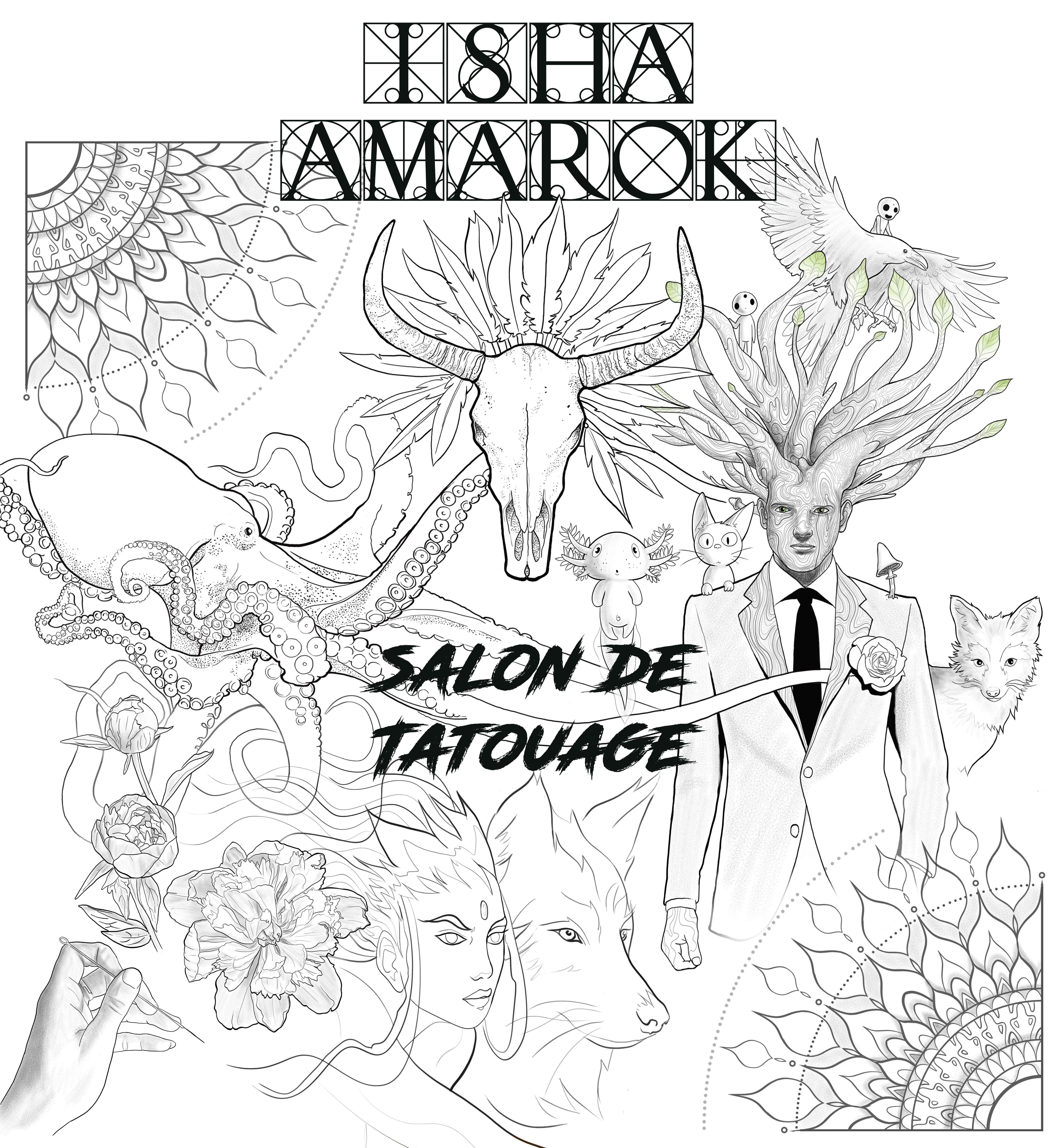 Salon De Tatouage En Ariege Okpal