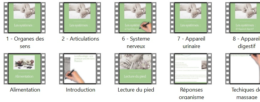 video fiches