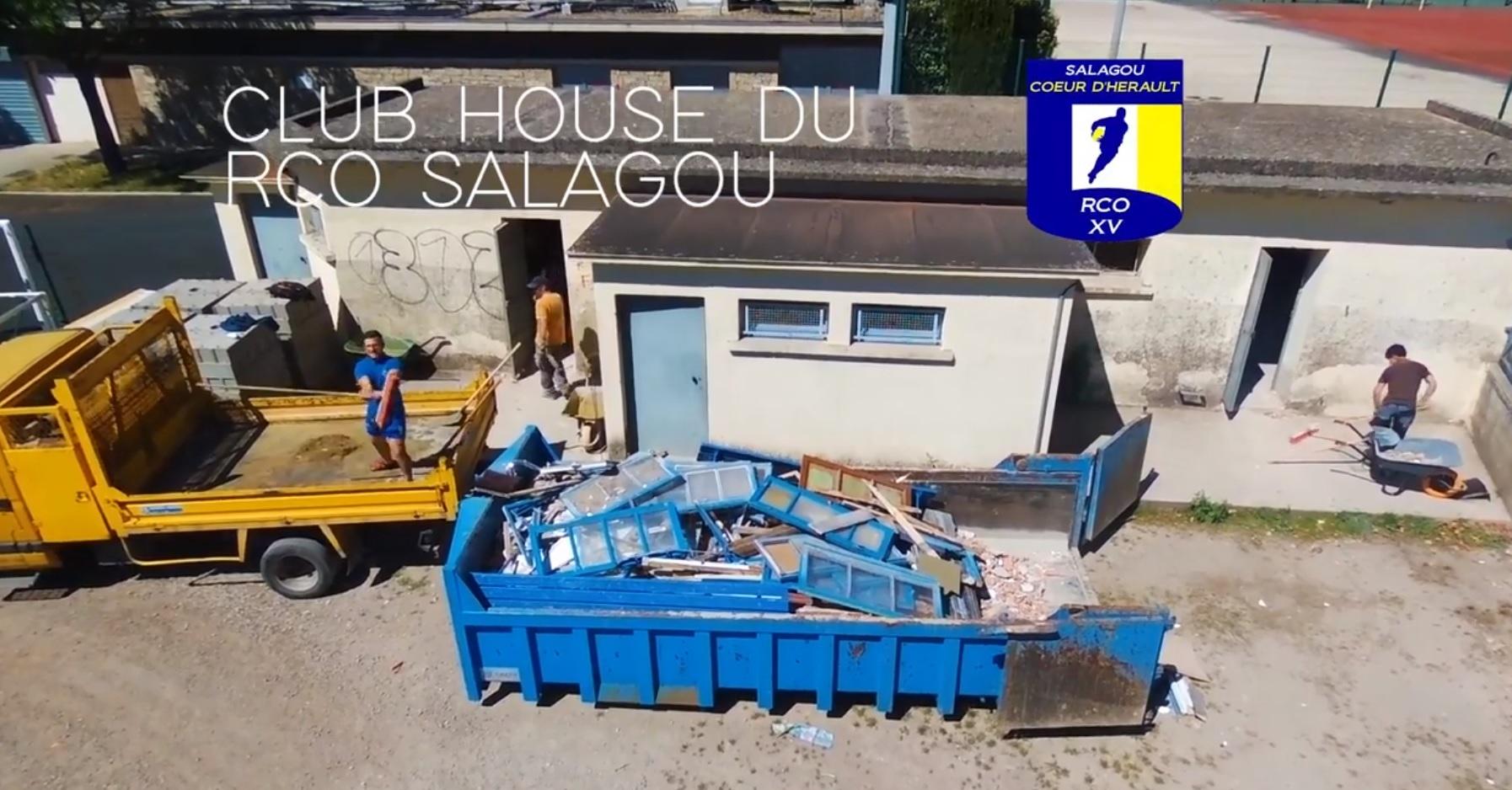 Vidéo restrospective Club House