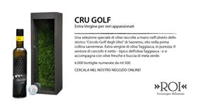 Roi lancia il Cru Golf Sanremo
