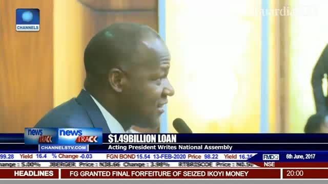Yemi Osinbajo seeks Senate approval for $1.5bn loan