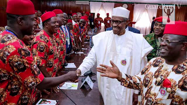 Buhari in ebonyi state stands on one nigeria nigeria the buhari in ebonyi state stands on one nigeria nigeria the guardian nigeria newspaper nigeria and world news publicscrutiny Choice Image