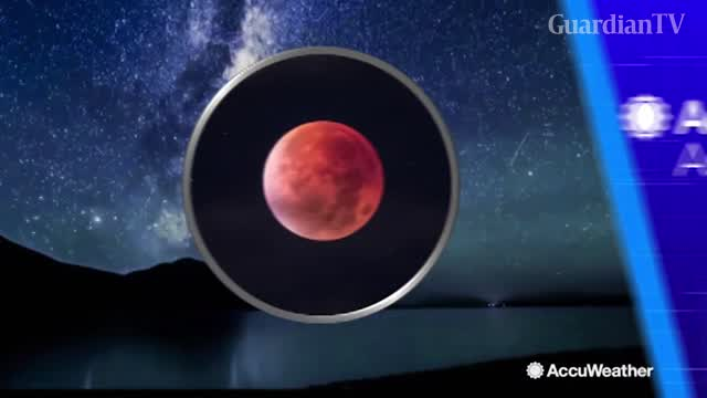 The lunar Eclipse will be visible from any point in Israel