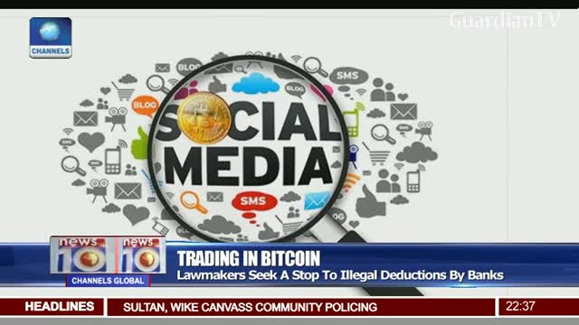 Trade in bitcoin at your own risk cbn warns nigerians guardian tv ccuart Images