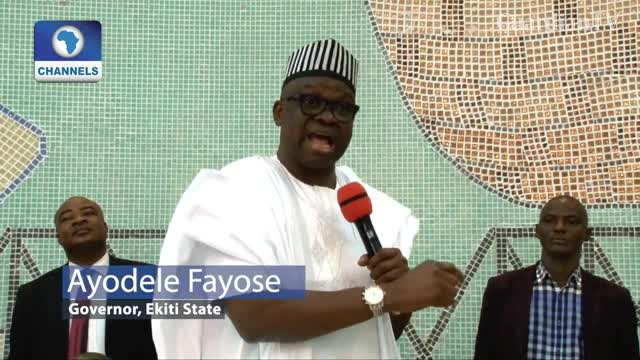 Herdsmen attacks: Victims' blood will fight back, says Fayose