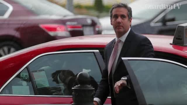 FBI raids offices of Trump's personal lawyer