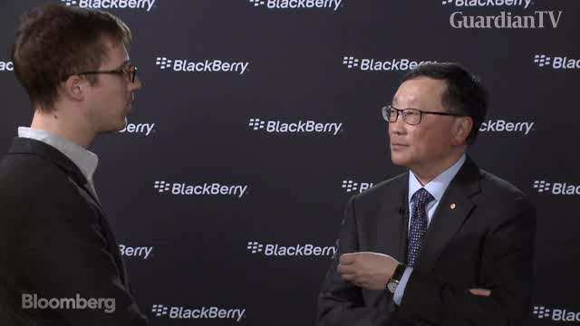 Free from phones, BlackBerry posts profit, says more to come