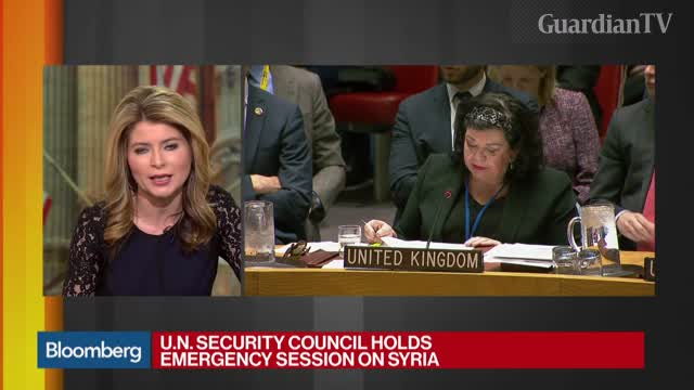 Key world reactions to US-led strikes on Syria