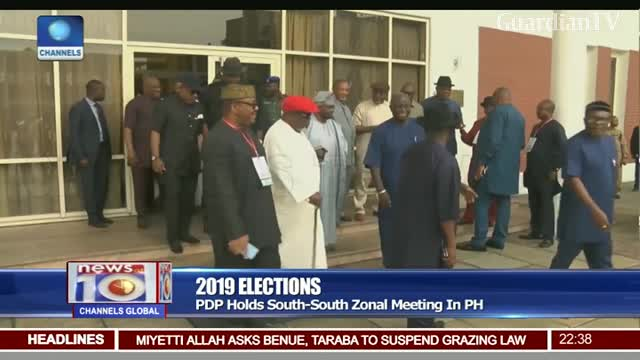 Gubernatorial Election 2019 Nigeria Update: 'There Should Be No Election In Nigeria In 2019