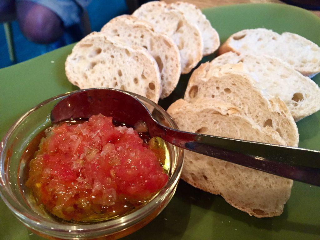 Pan con tomate - Mercatbar