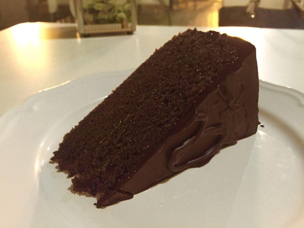 Tarta Sacher - La Petite Brioche