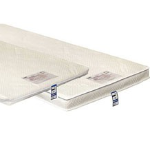 Is your mattress too hard? Latex foam toppers could provide back pain relief for a better sleep