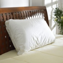 Luxury memory foam pillows, soft and flexible giving a great night sleep
