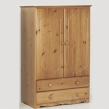 Wooden wardrobes, natural, painted, large and small wardrobes to suit any room, budget to high end