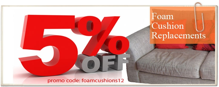 foam cushions for sofas and chairs