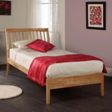 Limelight Ananke Wooden Bed - Natural