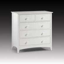 Julian Bowen Cameo 3+2 Drawer Chest of Drawers