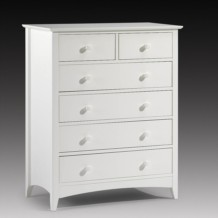 Julian Bowen Cameo 4+2 Drawer Chest of Drawers