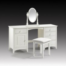 Julian Bowen Cameo Twin Pedestal Dressing Table