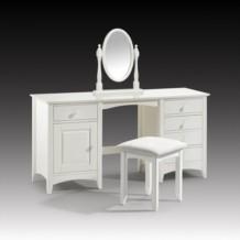 Julian Bowen Cameo Twin Pedestal Dressing Table