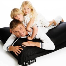 Concept Fun Bag - Memory Foam Filled Bean Bag - Water Resistant