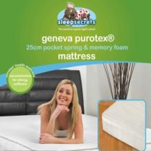 Sleep Secrets Geneva PUROTEX 25cm Mattress