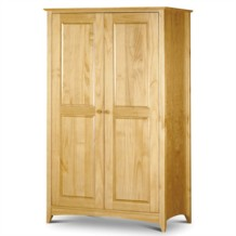 Julian Bowen Kendal 2 Door Wardrobe