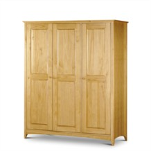 Julian Bowen Kendal 3 Door Wardrobe