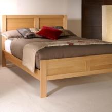 Limelight Atlas Oak Wooden Bed Frame