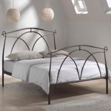 Limelight Omega Metal Bed Frame - Black