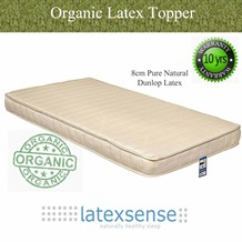 Organic Latex Topper